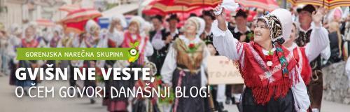 Gvišn ne veste, o katerem narečju govori današnji blog!