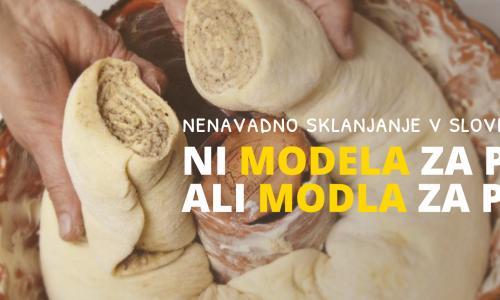 Nenavadno sklanjanje nekaterih samostalnikov v slovenščini